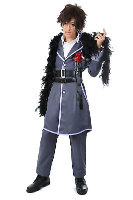 Vocaloid Family Cosplay Costume The Secret Black Vow Gakupo Outfit V2 - Gakupo Cosplay Kostüm