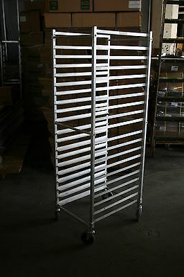 Aluminum 20 Pan Bun Rack New In The Box Winco Alrk-20