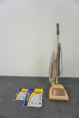 VINTAGE RETRO HOOVER JUNIOR 1346 & 5 NEW BAGS & X1 NEW BELT - WORKING ORDER