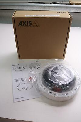 Axis P3717-ple 8mp Outdoor Indoor Ip Multidirectional 360 Network Dome Camera