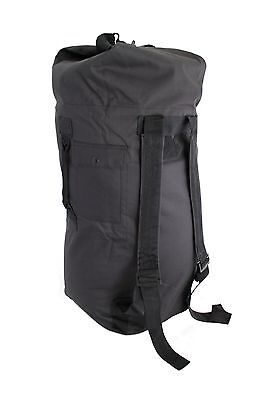 Military Army Navy Style Double Strap Duffle Duffel Bag Pack NEW