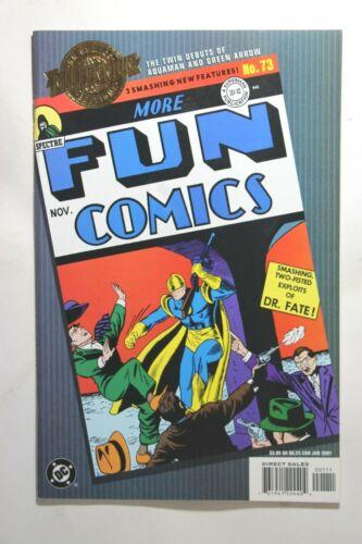 MILLENNIUM EDITION: MORE FUN COMICS #73 - 1ST APPEARANCE AQUAMAN & GREEN ARROW