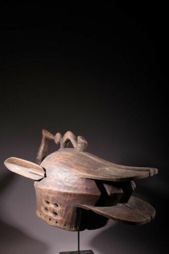 Mask African Mask Senoufo Gondjo 1591
