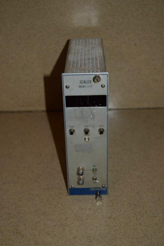 CANBERRA SCALER MODEL 1773 PLUG IN (TP454)