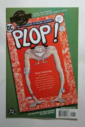 MILLENNIUM EDITION: PLOP #1 - 2000 DC COMICS REPRINT