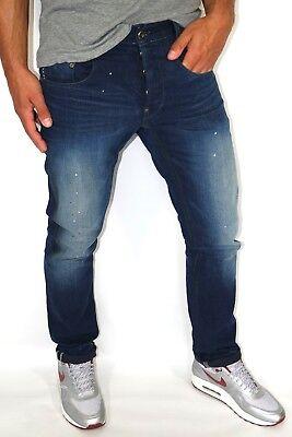 G-Star Jeans Nuevo Radar Slim Fit - 32/32 - Mediano Pilar Envejecido...