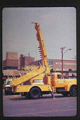 1966 International Utility Truck  Union Electric  St  Louis  Original Slide A10b