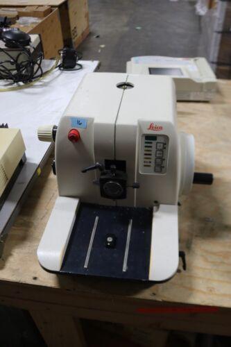 WORKING Leica RM 2155 Rotary Microtome