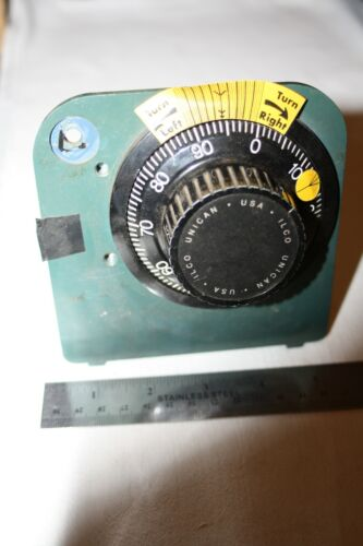Cutaway Safe Lock on Mount  - Locksmith Training - Locksport UNICAN ILCO