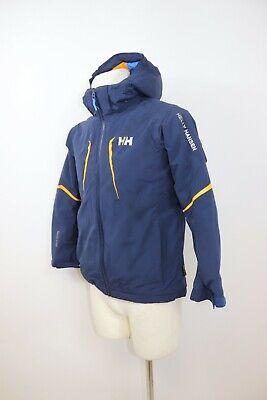 Helly Hansen Boy's / Man's 3L HellyTech Perf. Primaloft Warm Skiing Jacket sz 16