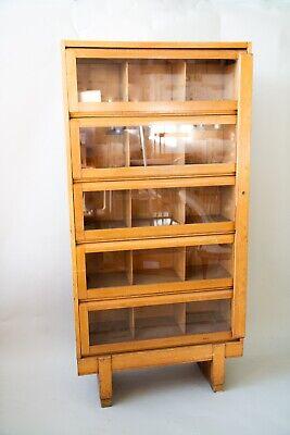 Vintage Haberdashery Cabinet, 15 Holes