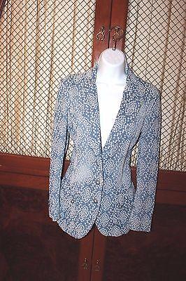 ERMANNO SCERVINO Women's BLAZER Jacket size 40 EUR
