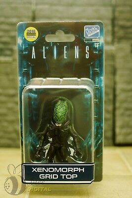 SDCC 2018 exclusive Loyal Subjects Aliens Xenomorph Grid Version