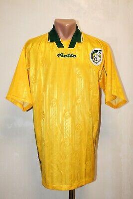 Fortuna Sittard Football Shirt Jersey Camiseta Soccer 1999 2000 Home Size XL Men image