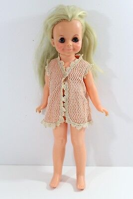 Velvet Cousin of Crissy Doll Ideal Toy Corp  1970 Blonde