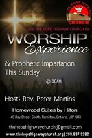 Invitation To The Hope Highway Church Hamilton Ontario