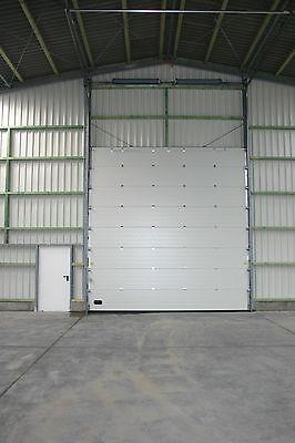 Stahlhalle 15,0m x 25,0m x 4,5m