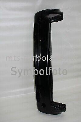 Stoßstange hinten f. Mopedauto Microcar MC ab BJ2006 (UNLACKIERT)