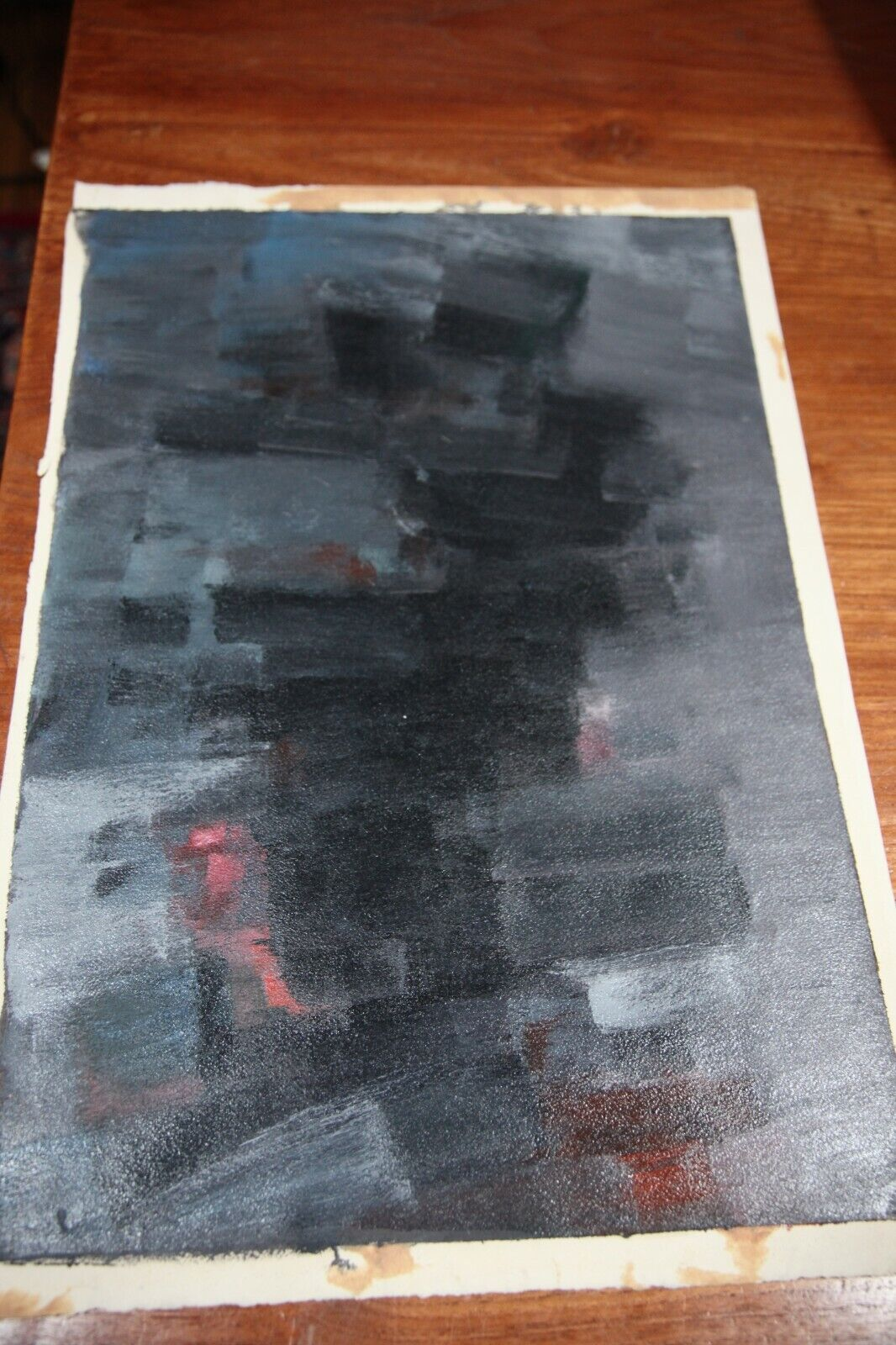 George Cohen Painting - City Of Night - $125.00