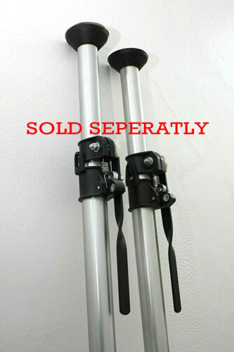 Single Deluxe Autopole 2 Extends from 82.7-145.7 Inches -Manfrotto 432-3,7