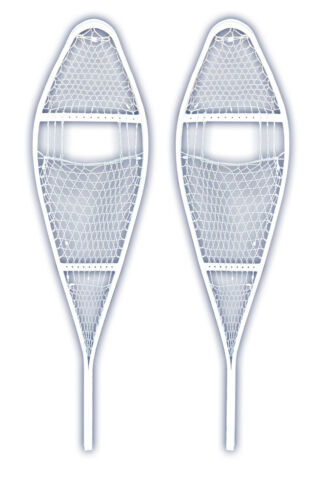 Snowshoes, G.I. Magnesium and Binding Combo