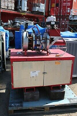 Civacon Ihc Crimper Crimping System With 8 Dies Loaded With Table Pro Grip