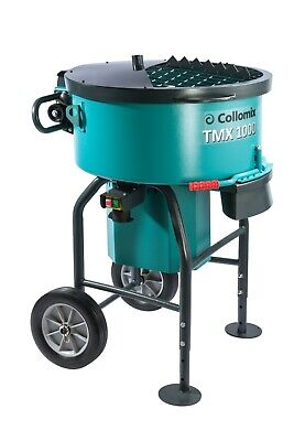 Collomix Heavy Duty Mixers Tmx. Concrete Cement Mortar Screed