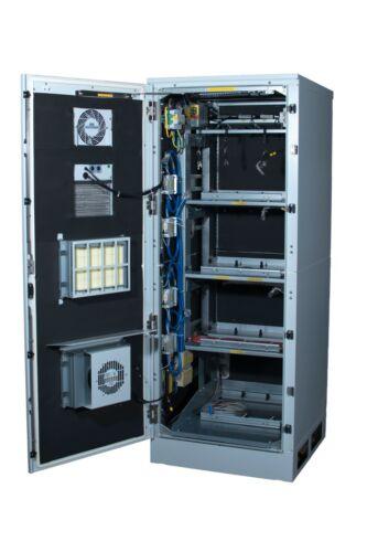 Eltek Outdoor Telecom Equipment Cabinet