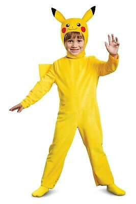 Toddler Pokemon Costume (Toddler Pikachu Pokemon)