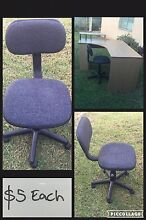 SALE!!! OFFICE CHAIRS x 4 Kings Park Blacktown Area Preview