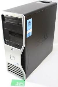 Dell Precision T3400 2Duo  4Gb Ram,2x250Gb HDD (1028) Braybrook Maribyrnong Area Preview