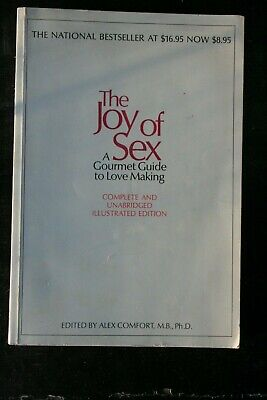 The Joy of Sex A Gourmet Guide to Love Making. The National