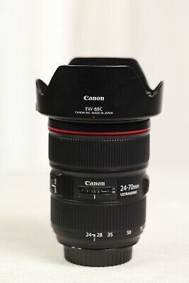 Canon EF 24-70mm F/2.8L II USM - Excellent Cond. - Original Owner.