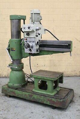 4 X 9 Tia Piin Radial Arm Drill Yoder 72831
