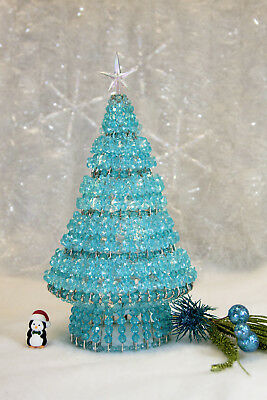 Beaded Christmas Tree Kit - Beaded Christmas Ornament Kits - - Christmas Tree Ornament Kits