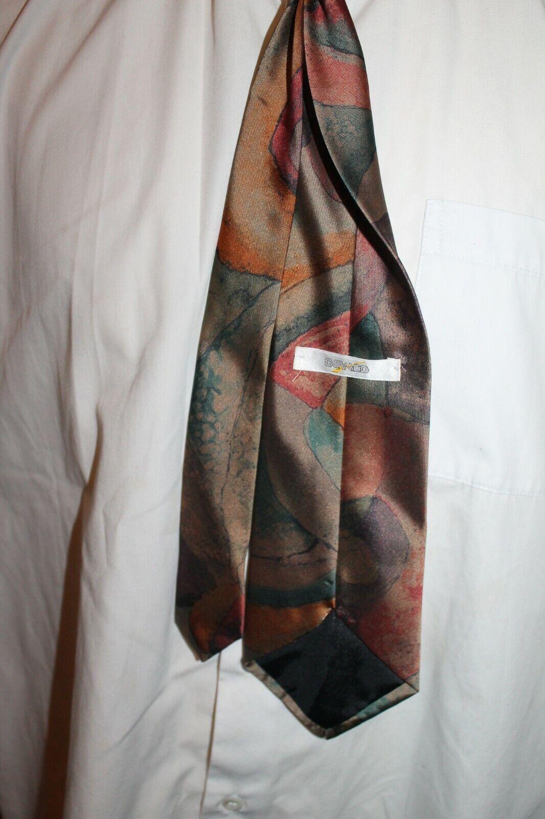 Cravate homme °°° devred °°° 100% polyester .neuve