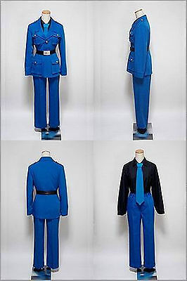 APH Axis Powers Hetalia Italy Halloween Cosplay Party Costume Custom Any Size