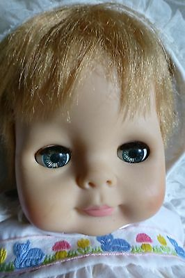 """Vogue 1964 Baby Dear Doll ~ 18"""" Long ~ Tagged Outfit"""