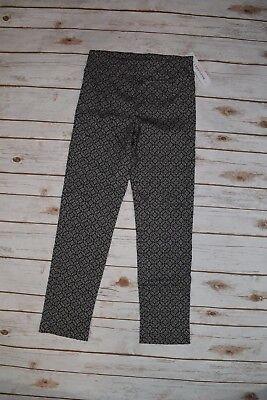 NWT! Margaret M Slimming Pants for Stitch Fix - Black and White Gabardine Slim Pants