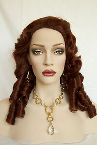 Fox-Red-Red-Medium-Wavy-Curly-Costume-Wigs
