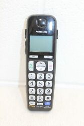 Panasonic KX-TGEA20 B Cordless Replacement Handset Dect 6.0 Phone TESTED!