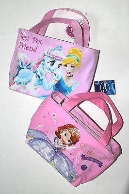 Disney Princess Prinzessin Sofia dieErste Kinder Mädchen Tasche - Disney Princess Sofia
