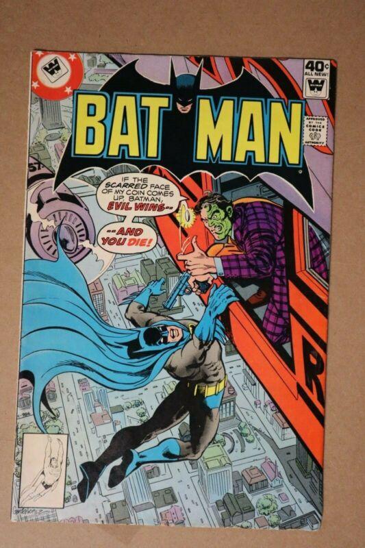 Batman 314, 315, 316: Whitman Comics Lot - See top left of each comic
