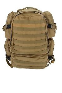 Military-Style-Assault-3-to-5-Day-MOLLE-Camping-Hiking-Travel-Backpack-Pack-Bag