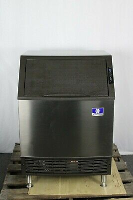 Used Manitowoc Neo Udf0190a 198 Lb Undercounter Ice Cube Machine Air Cooled