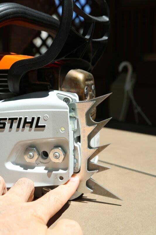 PILTZ Chainsaw Felling Dogs inside only Stihl MS260 thru MS391 Improved Heavy