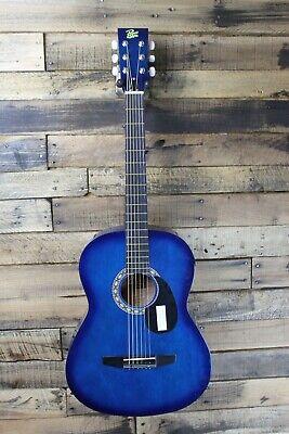 Rogue Starter Acoustic Guitar, BLUE BURST  #R5621