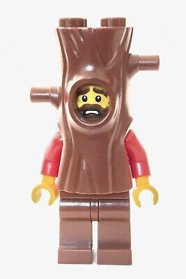 Lego 60174 Tree Trunk Suit Costume Guy - City Crook Minifigure - Brand