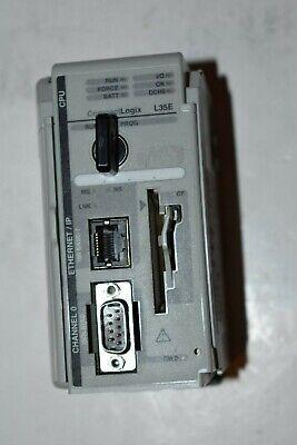 1769-l35e Allen Bradley Compactlogix Controller Ser A 2011