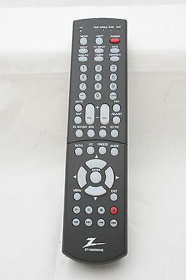 NEW Zenith 6710900004E Remote Control  0204B